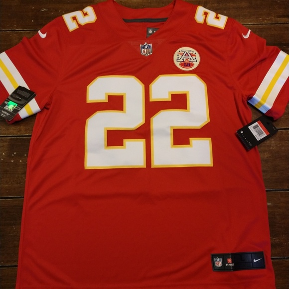 official photos 98913 abaaf Kansas City Chiefs Marcus Peters Jersey NWT